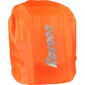 Racoon Raincoat orange