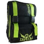 Rucksack CAMPUS DRAGON lime