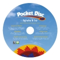 "Pocket Disc ""Yaxchila"""
